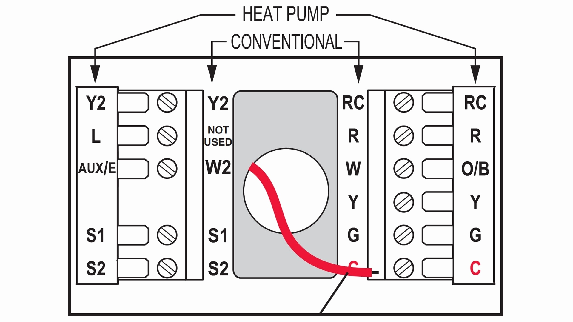 White Rodgers Thermostat Wiring Diagram
