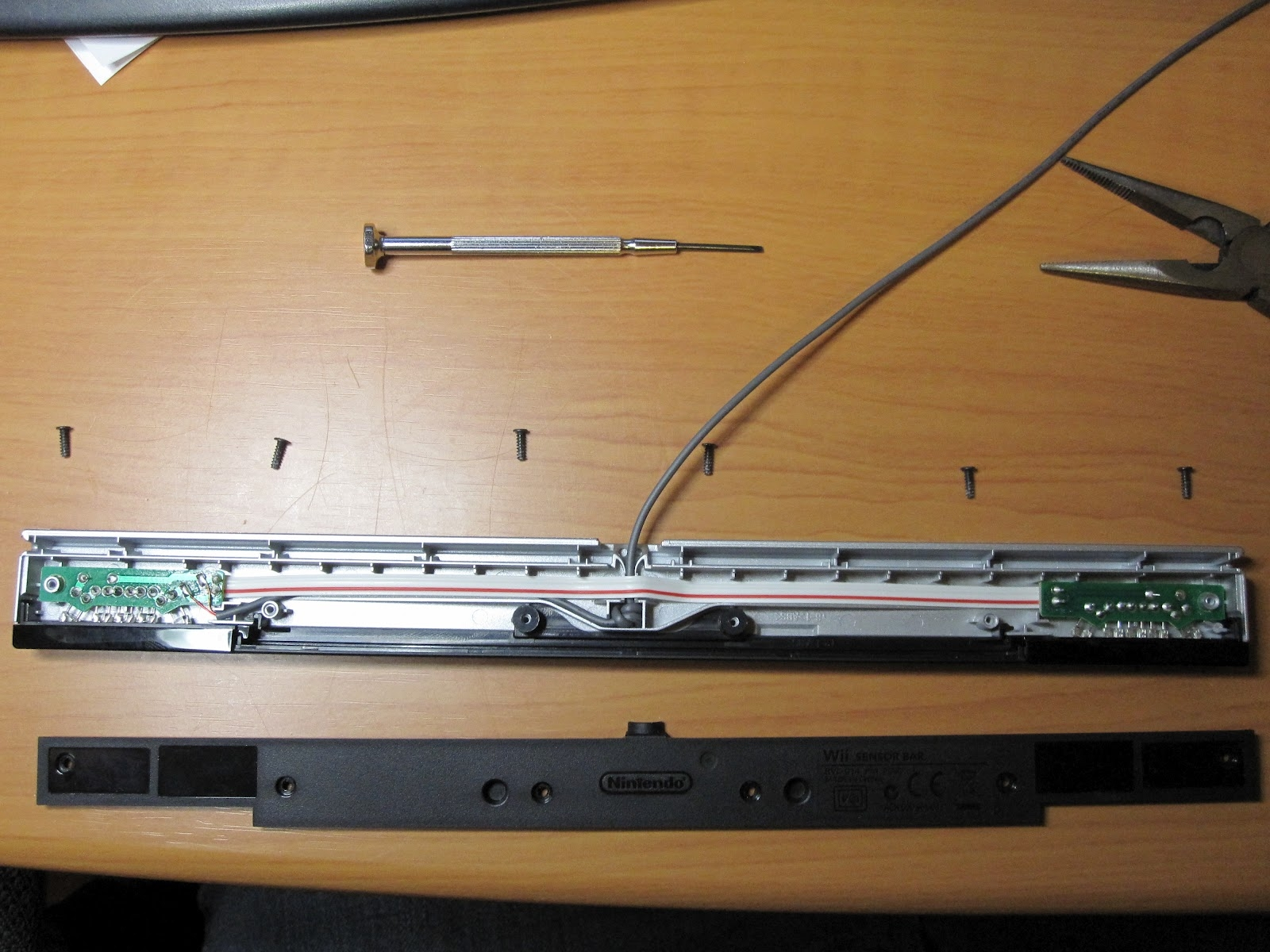 wii sensor bar wiring diagram Collection-wii sensor bar wiring diagram Collection free wiring diagram Img 0658 of Nintendo Wii Wiring DOWNLOAD Wiring Diagram Detail Name wii sensor bar 9-p