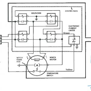 Windlass Wiring Diagram - Wiring Diagram Winch solenoid Reference Best Warn Winch solenoid Wiring Diagram atv 16e