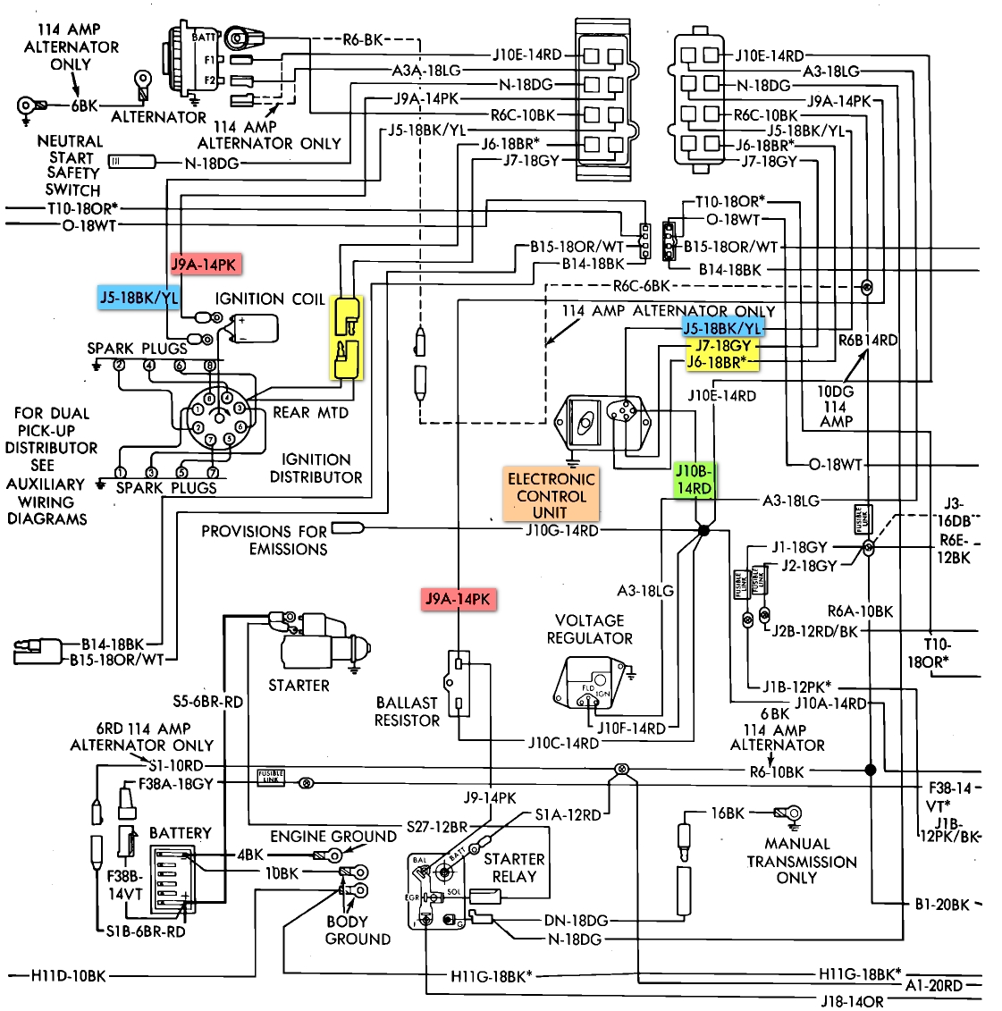 Winnebago Motorhome Wiring Diagram | Free Wiring Diagram