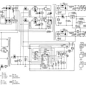 Wiring Diagram for A Power Pack Pp 20 - Wiring Diagram for A Power Pack Pp 20 Pc Smps at Cca 200w 13f