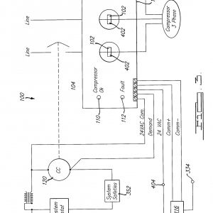 Wiring Diagram for Copeland Compressor - Copeland Pressor Wiring Diagram Copeland Condensing Unit Wiring Diagram 6n