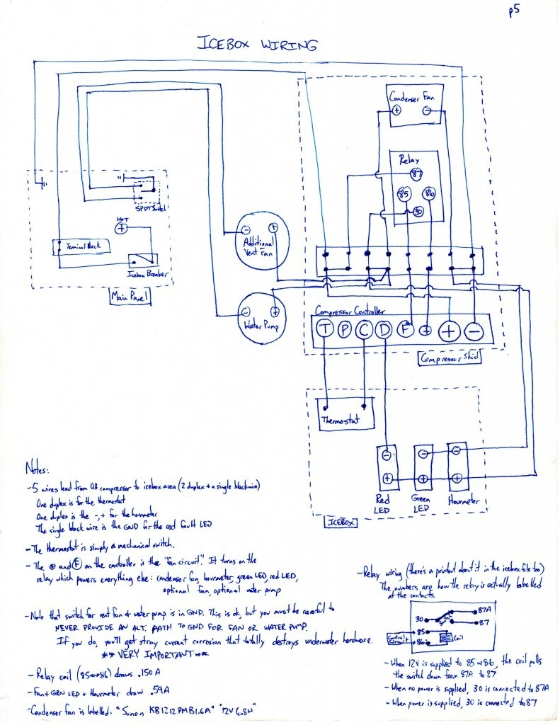 Wiring Diagram For Copeland Compressor