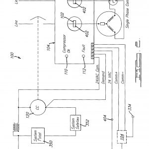 Wiring Diagram for Copeland Compressor - Wiring Diagram Copeland Scroll Single Phase Start with Pressor within 10k