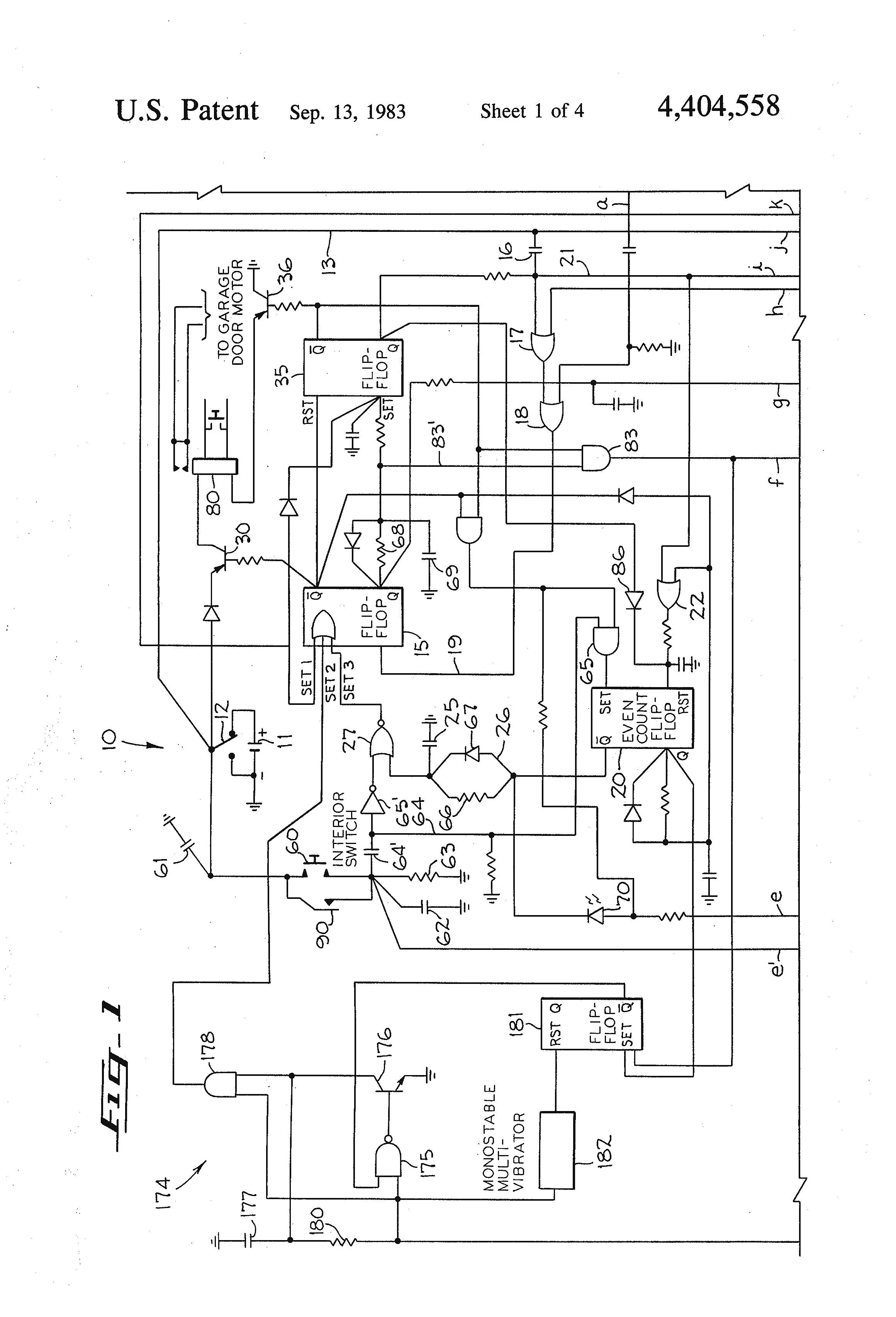 wiring diagram for craftsman garage door opener - wiring diagram for 2 car  garage inspirationa craftsman
