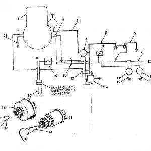 Wiring Diagram for Craftsman Riding Lawn Mower - Craftsman Riding Mower Wiring Diagram 4m