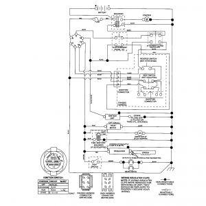 Wiring Diagram for Craftsman Riding Lawn Mower - Wiring Diagram for Ignition Switch Lawn Mower Best Craftsman Riding Mower Electrical Diagram 8f
