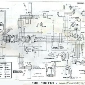 Wiring Diagram for Harley Davidson softail - Harley Davidson Motorcycle Wiring Diagram Diagrams 2r