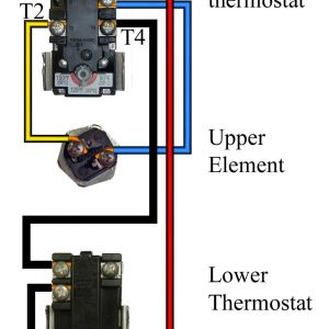 Wiring Diagram for Hot Water Heater Element - Electric Water Heater Wiring Diagram 10k