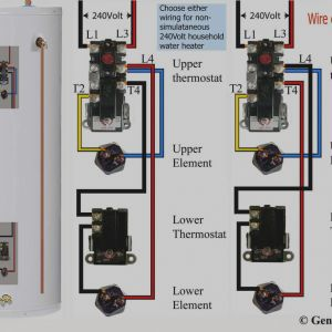 Wiring Diagram for Hot Water Heater thermostat - 25 Trend Wiring Diagram for Electric Hot Water Heater Refrence thermostat Geyser 5m