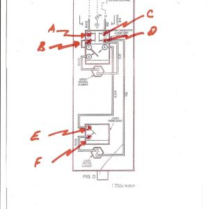 Wiring Diagram For Hot Water Heater Thermostat Free Wiring Diagram