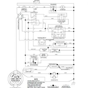 wiring diagram for husqvarna mower - wiring diagram murray lawn mower  5a27ed997a45f for huskee tractor 10e