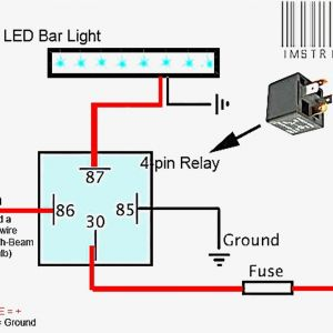 Wiring Diagram for Led Light Bar - Cree Led Light Bar Wiring Diagram 15n