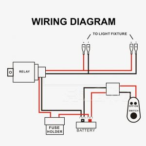 Wiring Diagram for Led Light Bar - Wiring Diagram Led Light Bar 14q