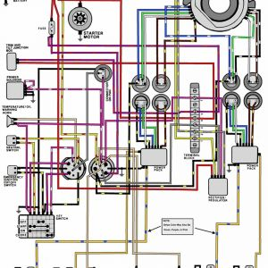 Wiring Diagram for Mercury Outboard Motor - Johnson Wiring Diagram Circuit Connection Diagram U2022 Rh Scooplocal Co Inboard Outboard Diagram Omc Outboard Bracket 15d