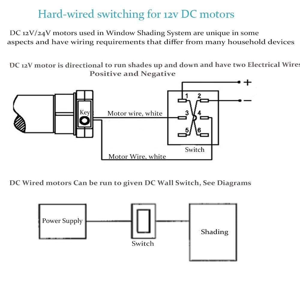 wiring diagram for motorized blinds Collection-wiring diagram for motorized blinds Download Amazon Rollerhouse DIY Motorized Electronic Roller Shades for Mini DOWNLOAD Wiring Diagram 18-m