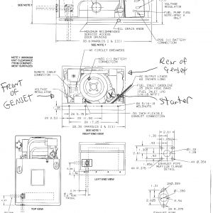 Wiring Diagram for Onan Generator - Wiring Diagram An Generator Refrence An 4000 Parts Diagram New Wiring Diagram for An Generator 16f