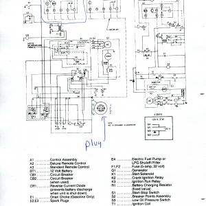 Wiring Diagram for Onan Generator - Wiring Diagram An Generator Valid Wiring Diagram An Generator Valid Luxury An Generator Electric 16s