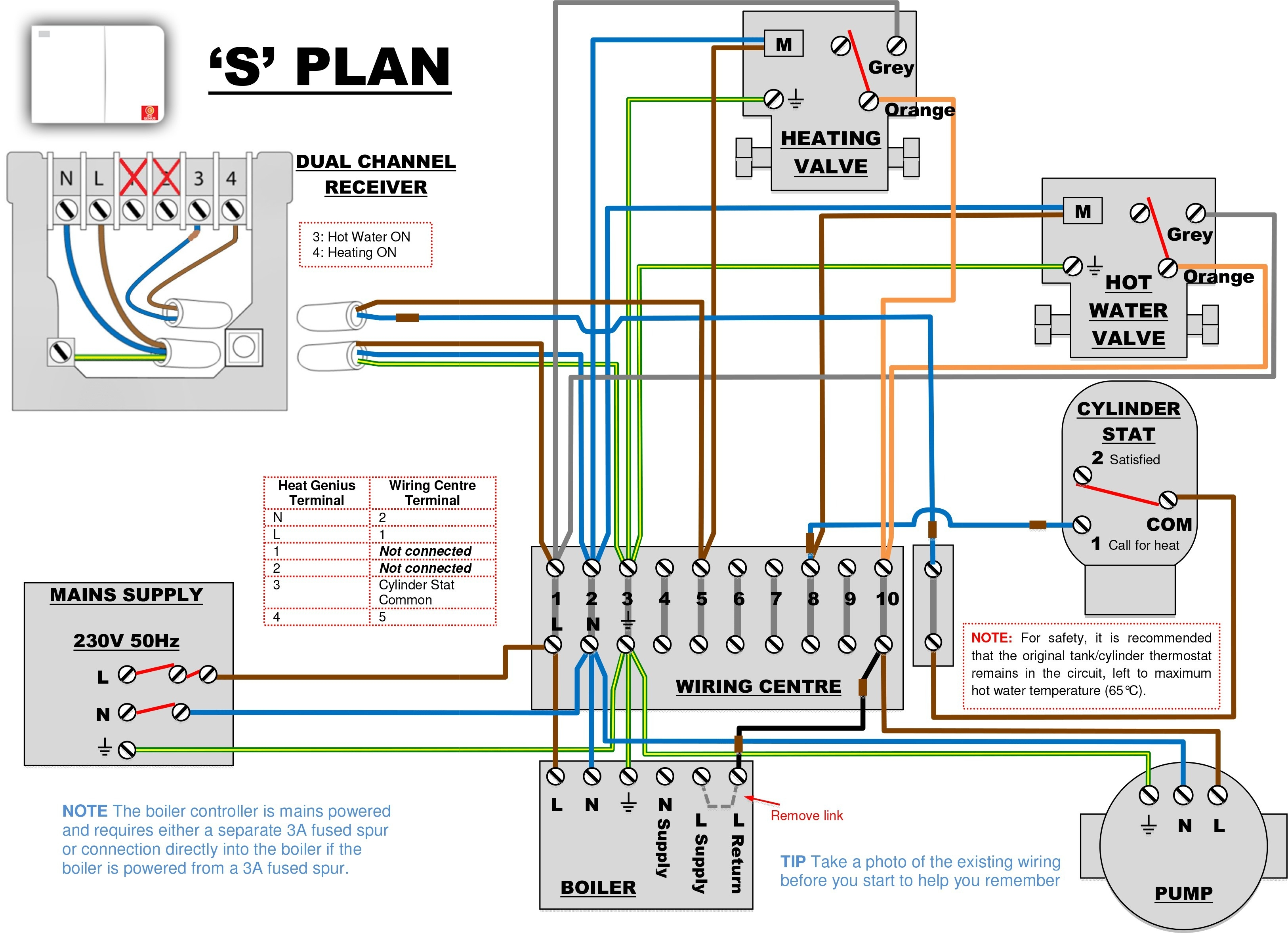 Wiring Diagram For Outdoor Thermostat