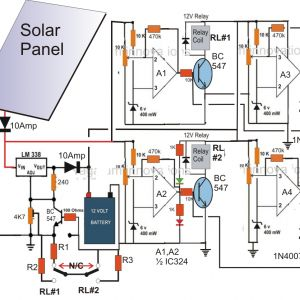 Wiring Diagram for solar Panel to Battery - F Grid solar Wiring Diagram Inspirational Homemade solar Mppt Circuit Maximum Schematic 14s