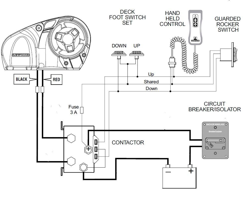 Xd9000 Warn Winch Wiring Diagram   Free Wiring Diagram on
