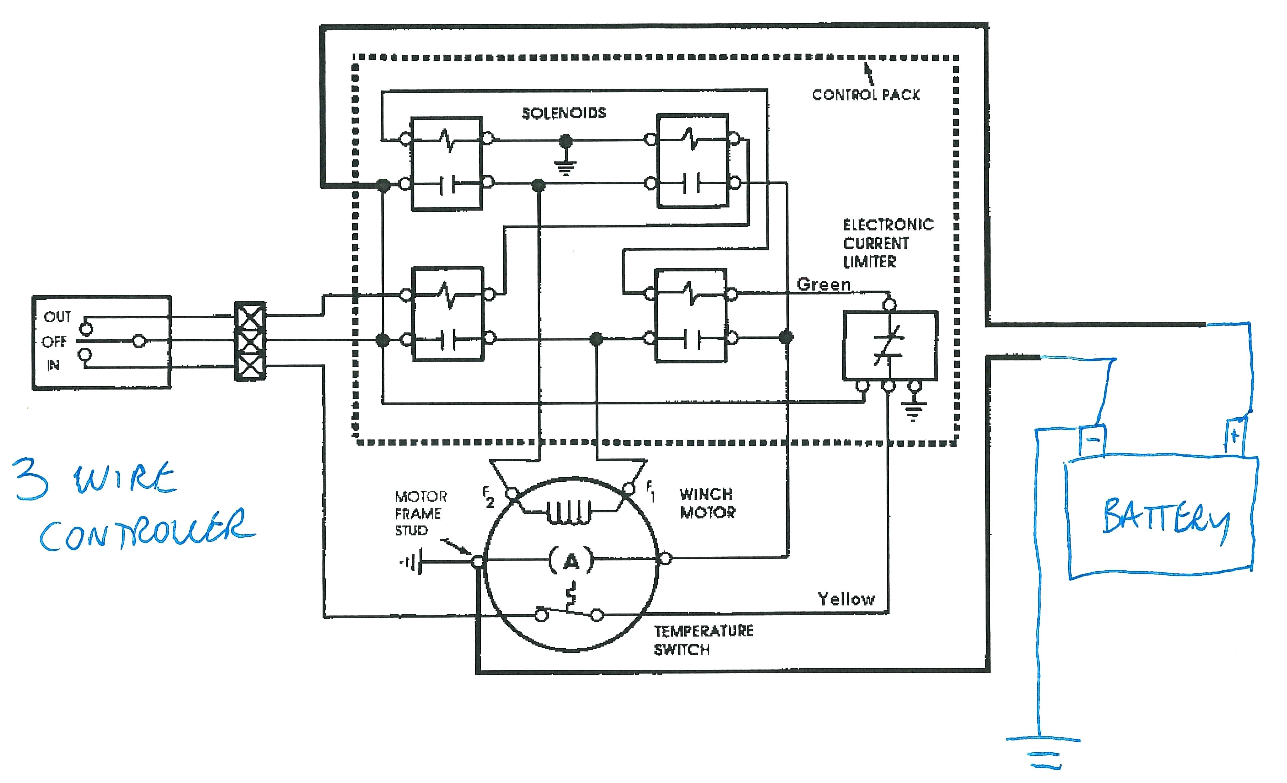 Xd9000 Warn Winch Wiring Diagram | Free Wiring Diagram