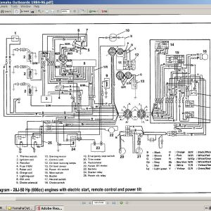 Yamaha 703 Remote Control Wiring Diagram - Mercury Outboard Wiring Diagram Best Of Yamaha Outboard Ignition Rh Mmanews Us 20p