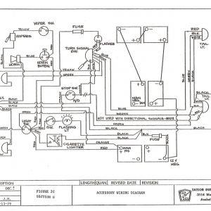Yamaha Golf Cart Wiring Diagram - Wiring Diagrams for Yamaha Golf Carts New Ez Go Golf Cart Wiring Diagram originalstylophone 3c