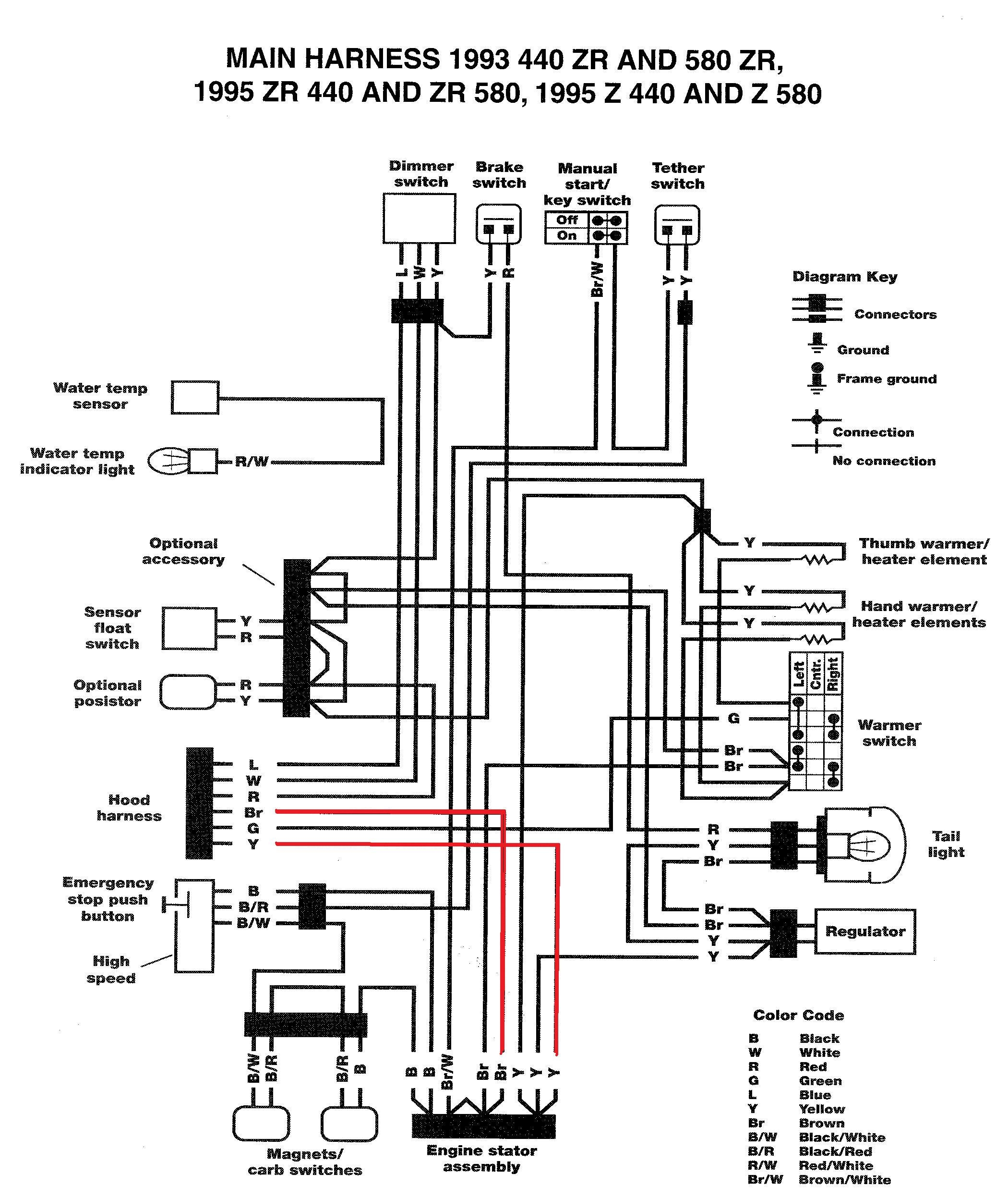 Yamaha Grizzly 660 Wiring Diagram | Free Wiring Diagram