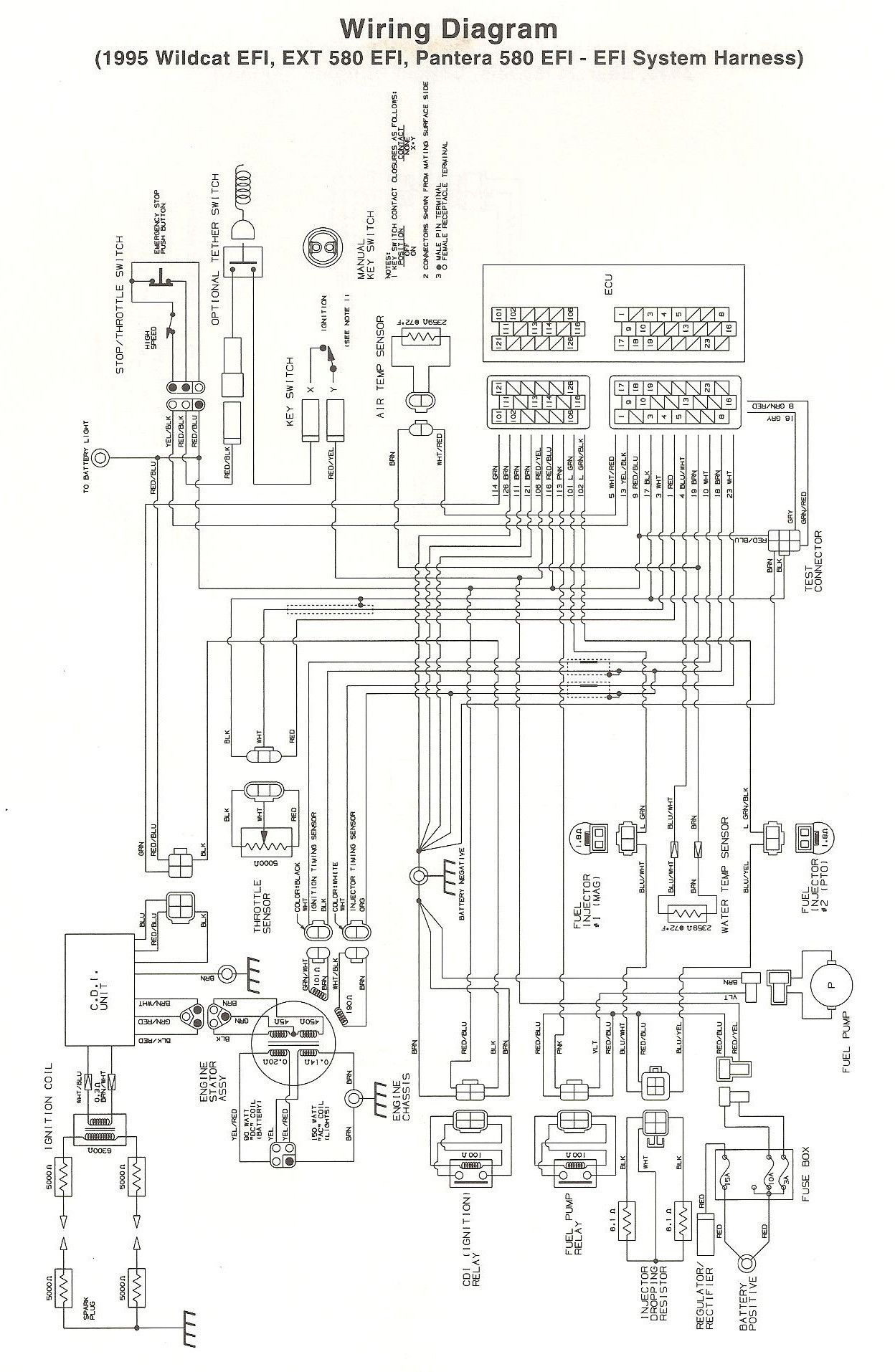 Yamaha Grizzly 660 Wiring Diagram