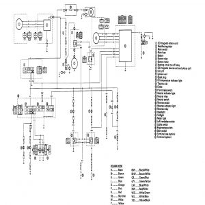 Yamaha Grizzly 660 Wiring Diagram - Wiring Diagram for Yamaha Kodiak 400 atv Anything Wiring Diagrams U2022 Rh Flowhq Co Polaris Ranger 1l