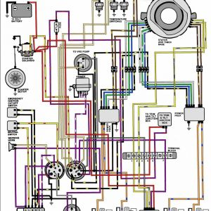 Yamaha Outboard Wiring Diagram - 1979 70 Hp Mercury Outboard Tach Wiring Diagram Gallery 14f