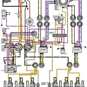 Yamaha Outboard Wiring Diagram - Yamaha Outboard Wiring Diagram Inspirational Yamaha 703 Remote 20i