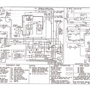 York Electric Furnace Wiring Diagram - Wiring Diagram Ac Gas Save Intertherm Electric Furnace Wiring Diagram Wiring 9g