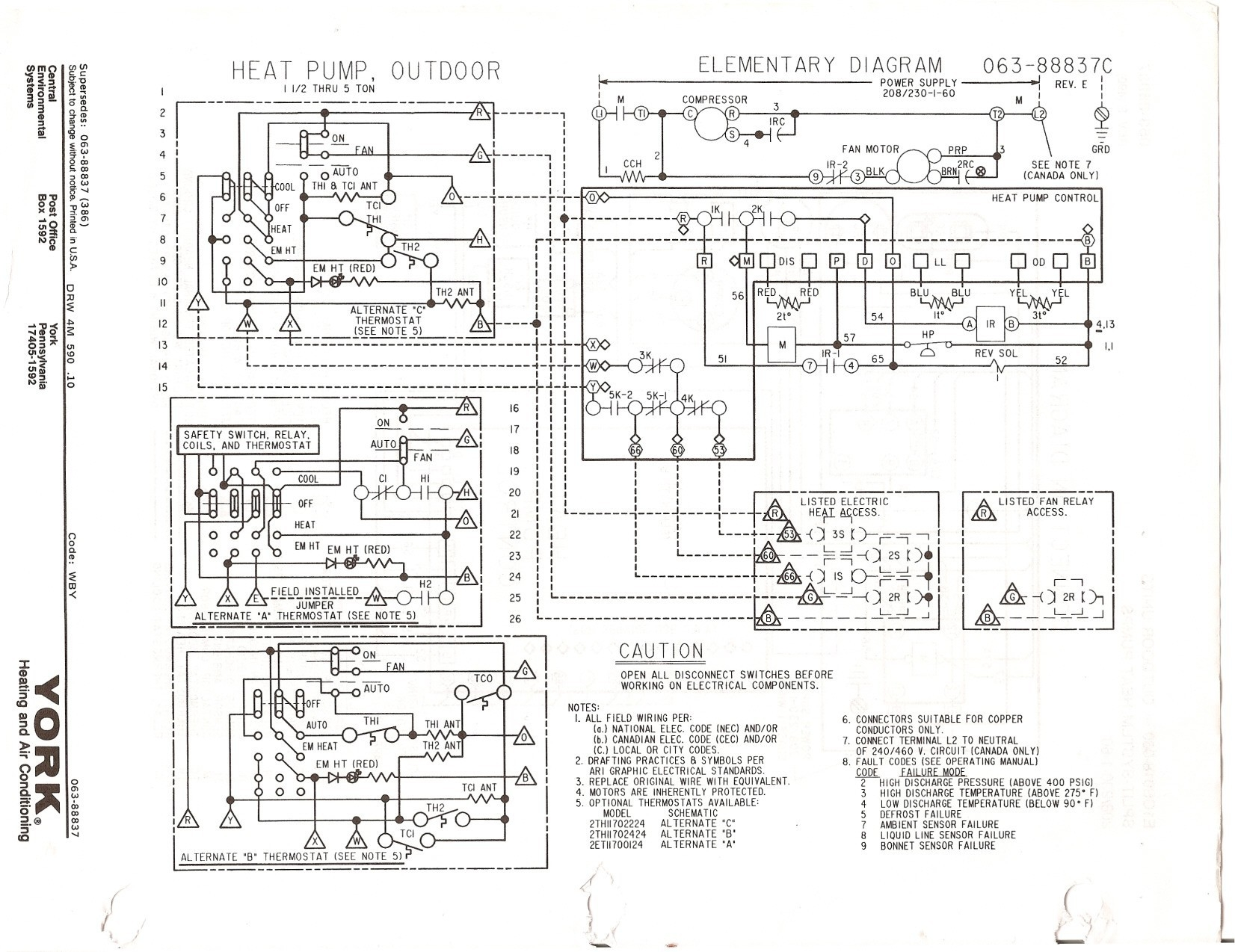 york electric furnace wiring diagram Collection-York Electric Furnace Wiring Diagram Fresh York D7cg Wiring Schematic Wiring Diagram • 20-h
