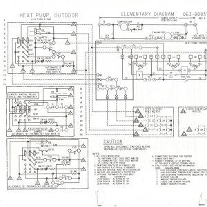 York Heat Pump thermostat Wiring Diagram - York Heat Pump thermostat Wiring Download Goodman Heat Pump thermostat Wiring Diagram New Generous York 11s