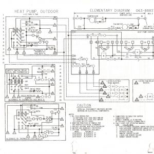 York Package Unit Wiring Diagram - Carrier Air Handler Wiring Diagram Fresh York Heat Pump Wiring Diagram and Carrier with Ladder Basic 6j