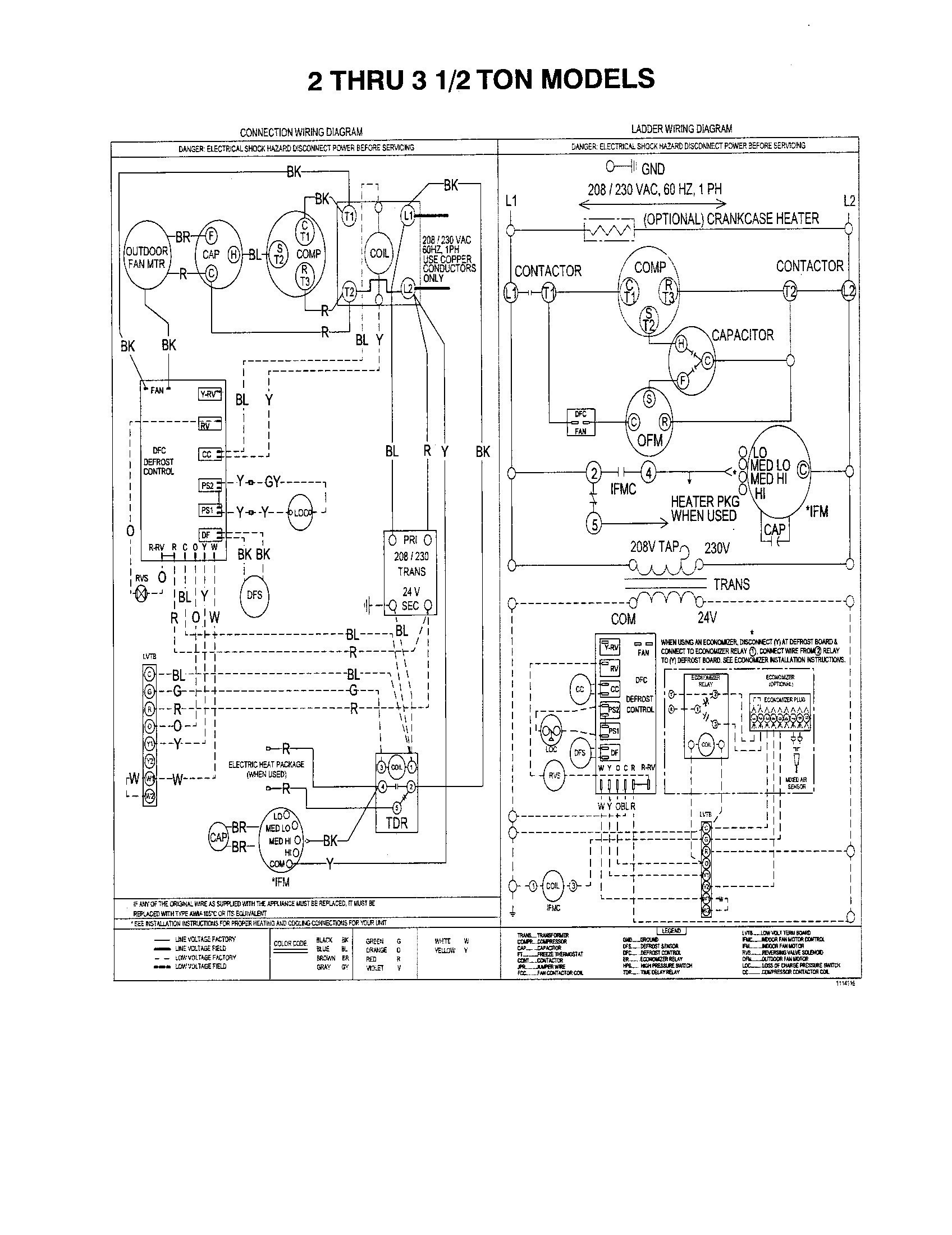 york package unit wiring diagram Download-Wiring Diagram for York Air Conditioner Save Wiring Diagram Ac York Valid Wiring Diagram Package Ac 8-t