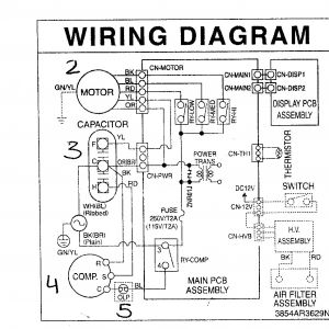 York Package Unit Wiring Diagram - York Ac Unit Wiring Diagram Diagrams Air Conditioners Best at Lennox for Package 6 9t