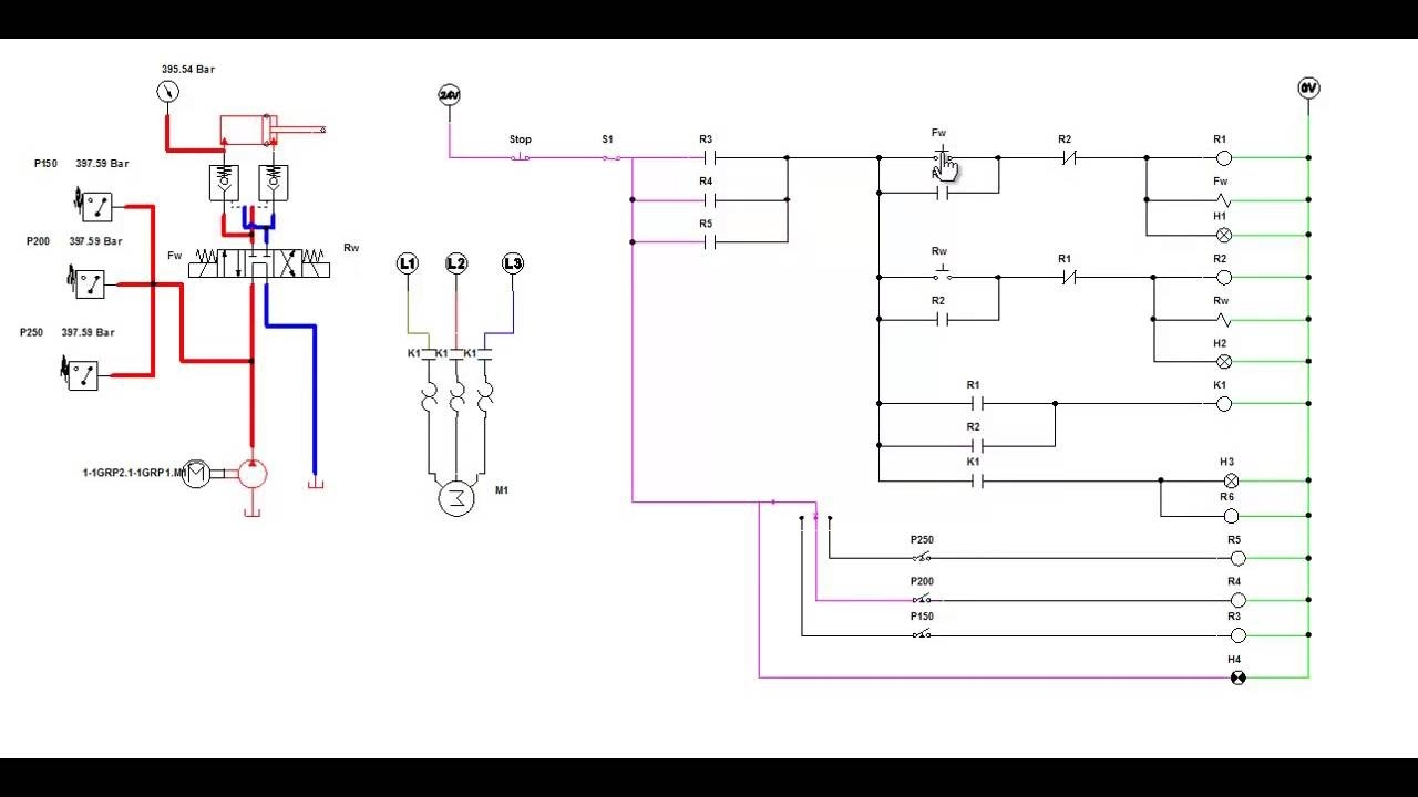 yuken directional valve wiring diagram Download-Hydraulic Pressure Switch Control 18-d