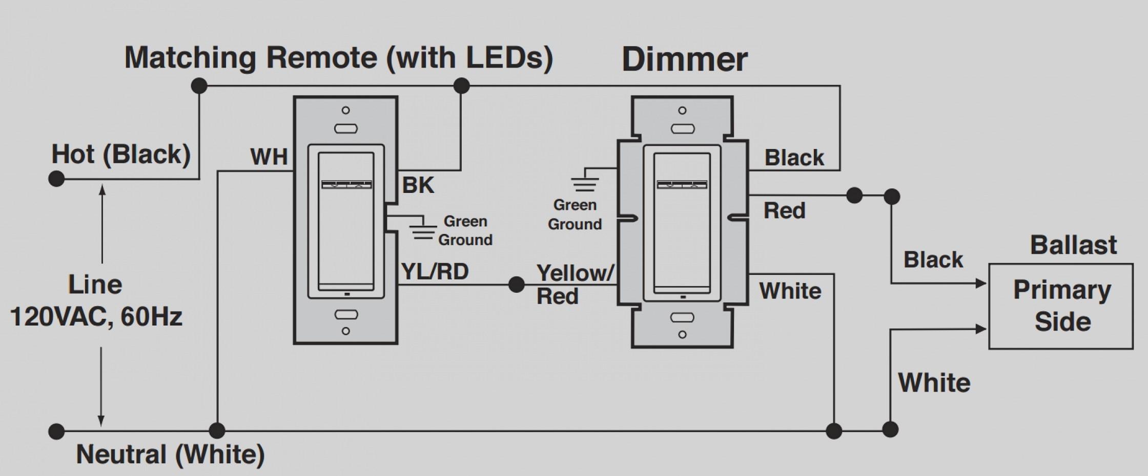 Jasco Z Wave Dimmer 3 Way Wiring Diagram - Wiring Diagrams on